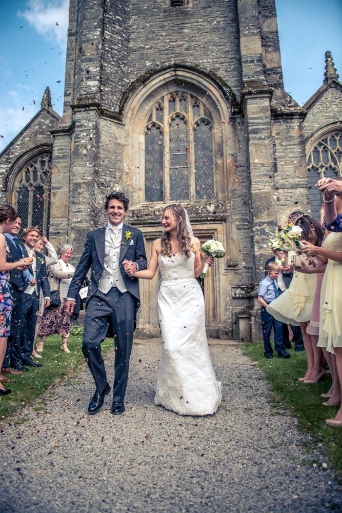 Buckland Abbey Wedding