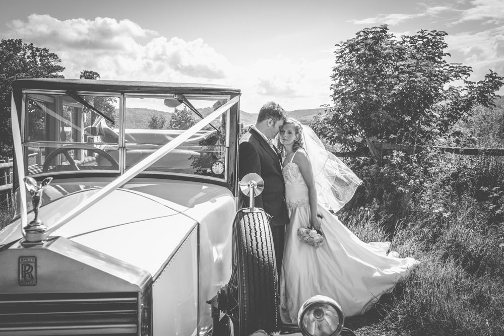 Cotswold Pictures - Wedding photography, Cheltenham. Wilton Castle - Ross on Wye