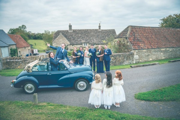 Wick Farm Wedding Photography - Bath