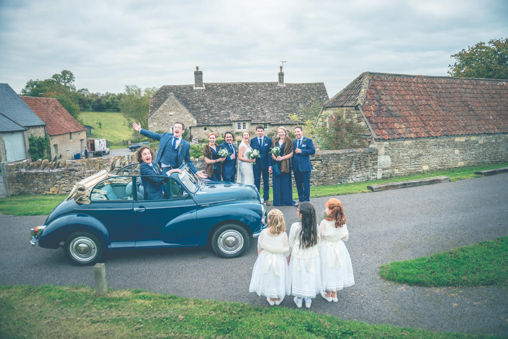 Wink Farm Wedding Photography - Bath - Alice and Chris