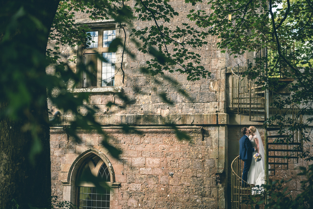 Clearwell Castle Wedding Photography - Rebecca and Luke