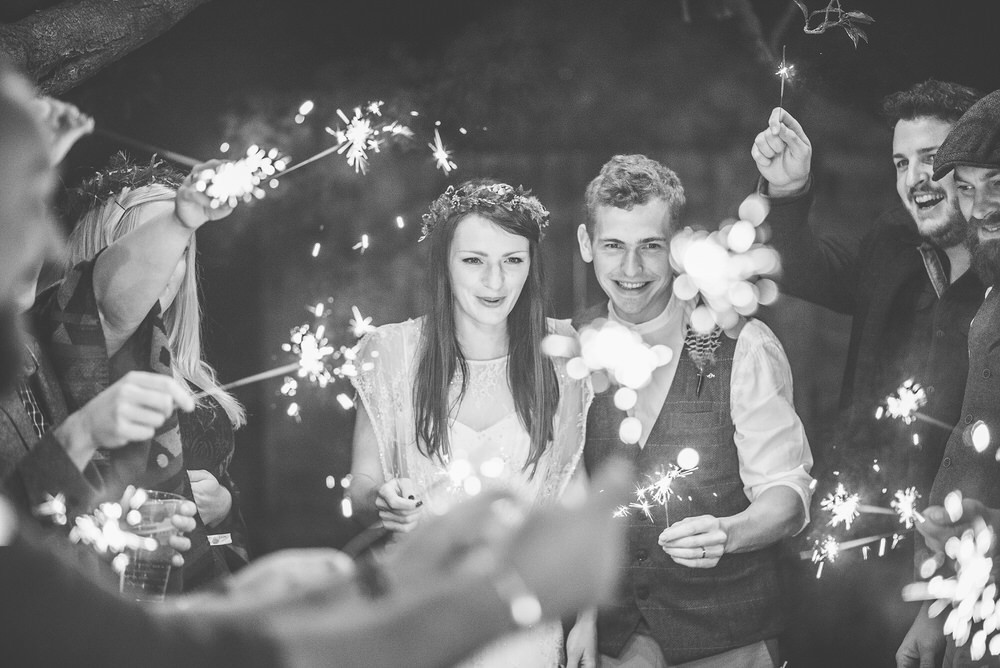 The Fleece Inn wedding photography – Lucy and Stevie