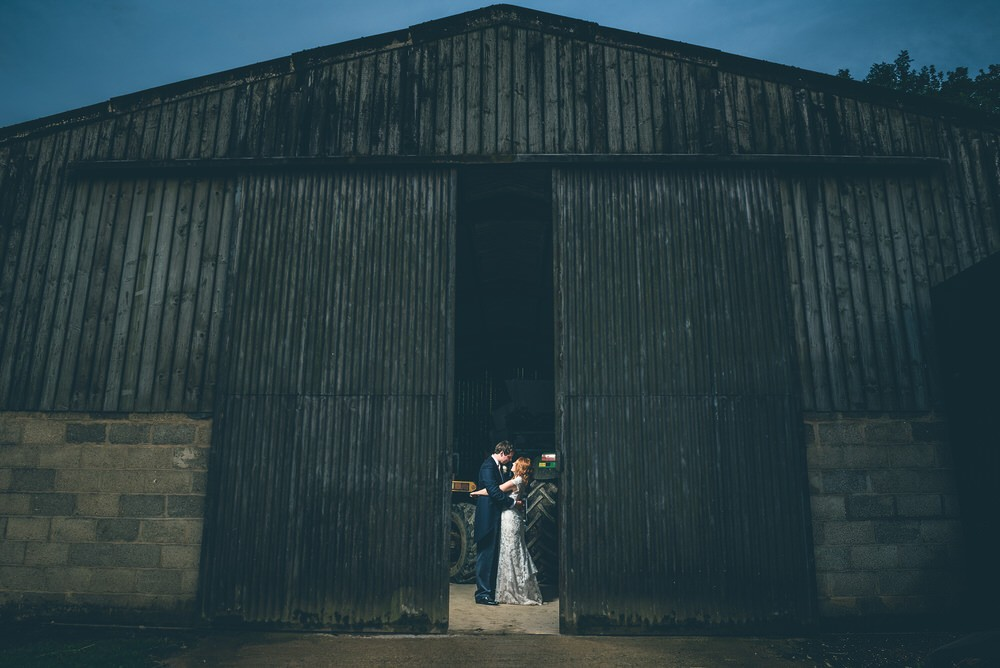 The Barn at Upcote wedding photography – Janna and David
